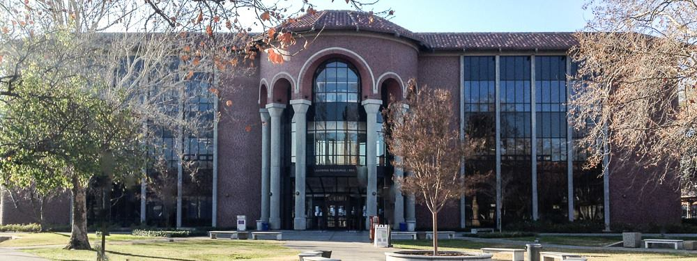 Sacramento City College library building